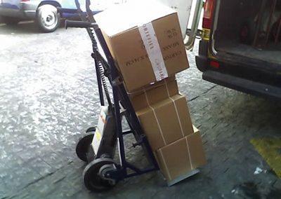 carga y descarga de muebles
